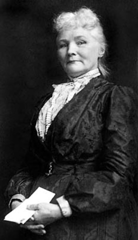 """Mary """"Mother"""" Jones Becomes Affiliated With The United Mine Workers"""