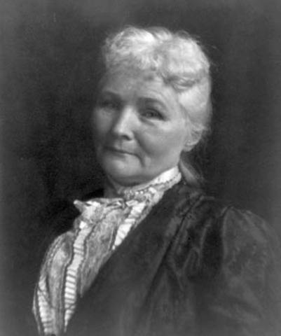 """Mary """"Mother"""" Jones Attracted Public Attention To A Coal Miner's Strike"""