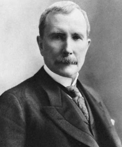 Rockefeller and Partners Founded The Standard Oil Company Of Ohio