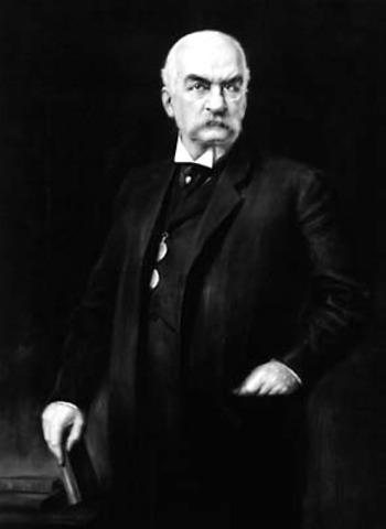 J.P. Morgan's Career Begins As An Accountant
