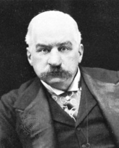 J.P. Morgan Finances The Creation of The Federal Steel Company