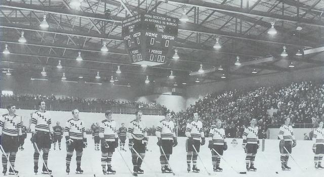Le Canada Se retire du Hockey