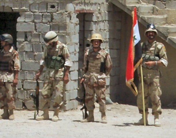 Obama instruct military intervention against iraq.