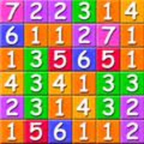 Regularidades de cuadro numerico