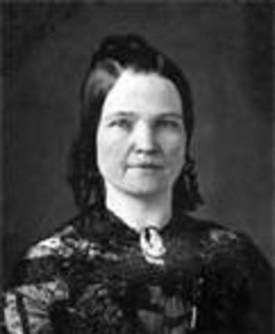 Abraham Lincoln is married to Mary Todd