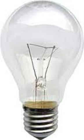 Lampara electrica