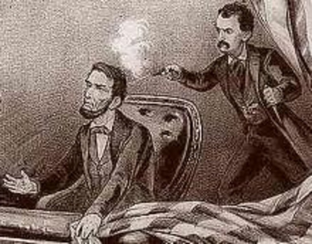 (World Events) Abraham Lincoln's Assassination