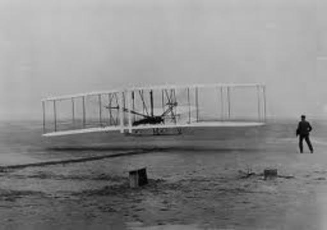(World Events) First Flight