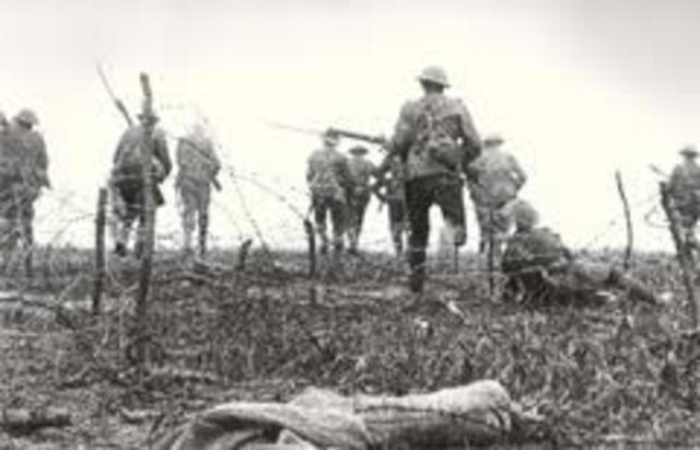 (World Events) World War 1