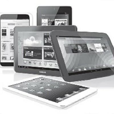 Historia de las Tabletas Electronicas timeline
