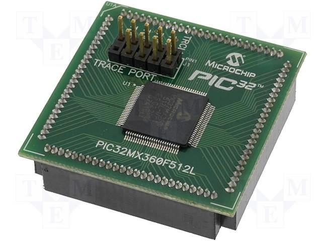 Microcontrolador PIC32MX