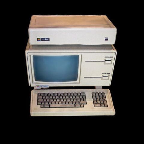 Primera PC con GUI