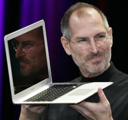 La Laptop más delgada
