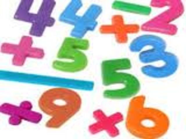 Razonamiento de números