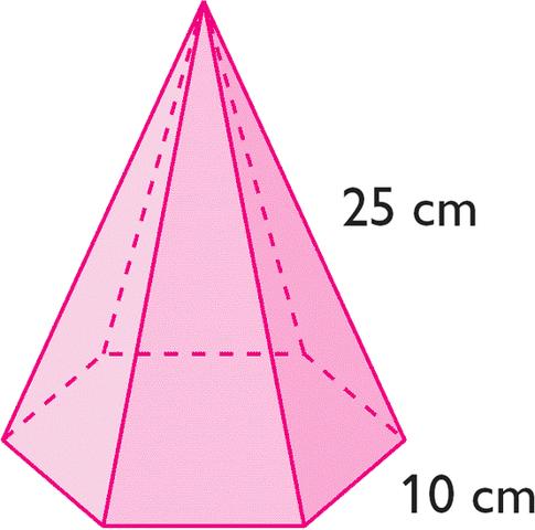 ¿Como se forma un prisma o una piramide?