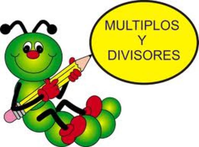 Divisores y multiplos