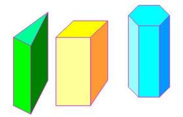 Construye primas y piramides