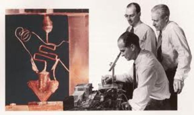 Transistor patentado