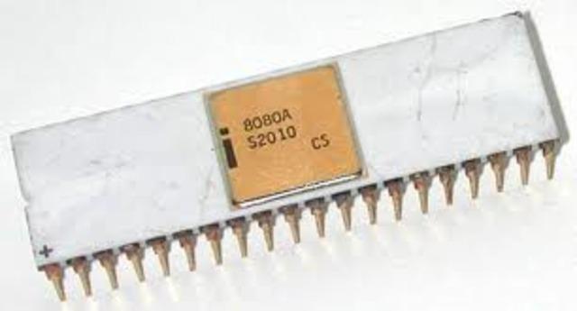 procesador intel 8080