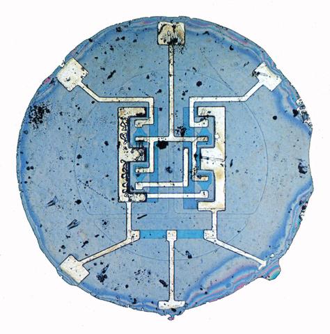 Patente del Circuito Integrado