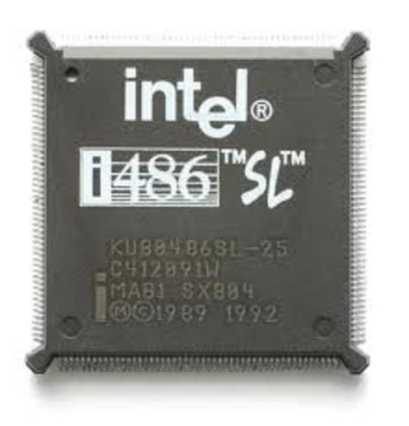 Procesador Intel I486