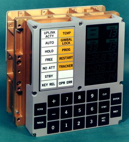 IC en Apollo Moon shot
