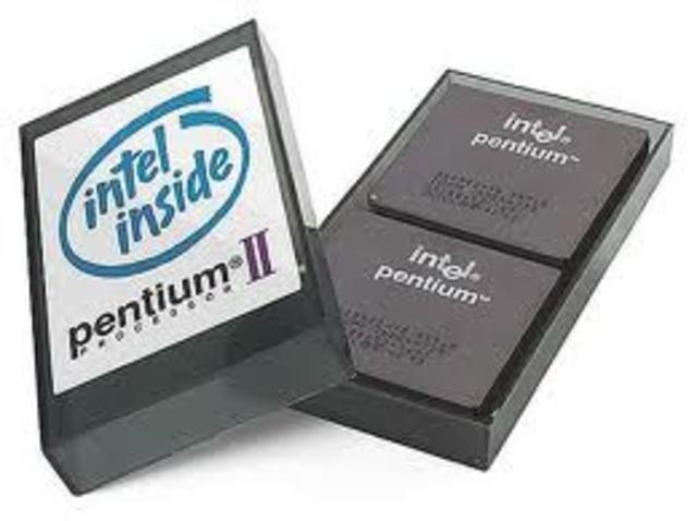 Procesador intel pentium 2