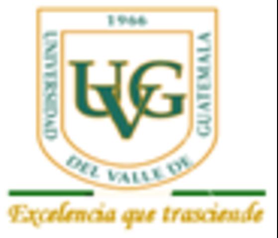 Inicié mis estudios en la facultad de ingeniería de la UVG