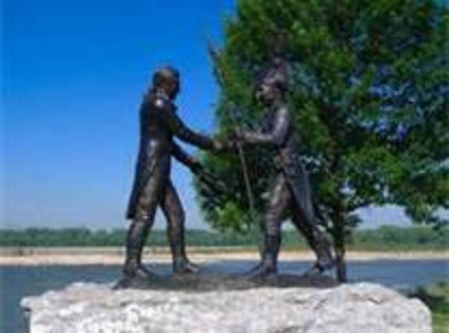 Lewis and Clark finish their expedition