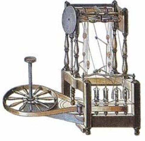 Teler mecànic-CARTWRIGHT