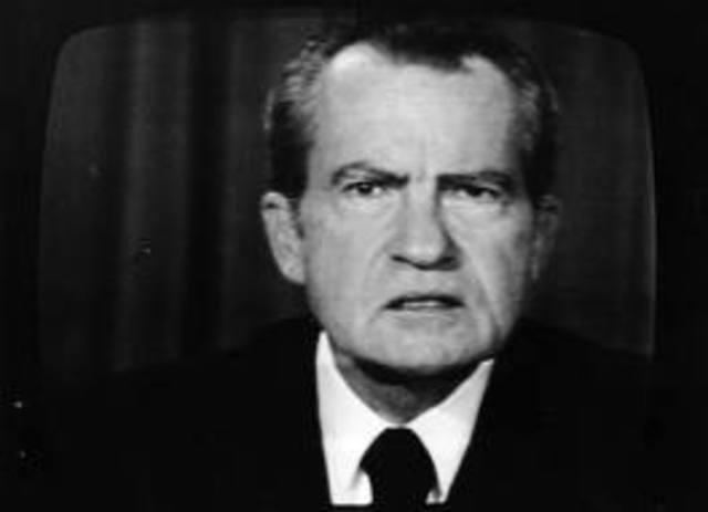 Richard Milhouse Nixon