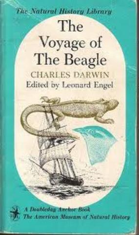 Beagle Voyage ends