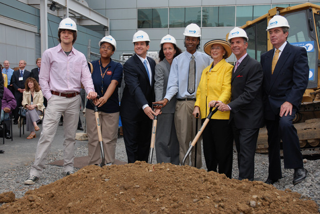 WHYY Breaks Ground for Learning Lab