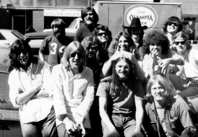 La style des 1970's