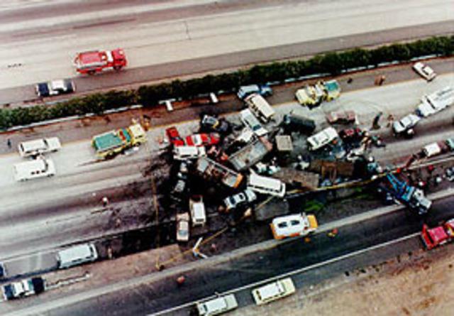 Tragedie d'Autoroute