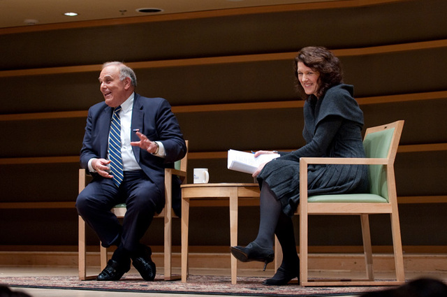 """Rendell Interviewed for """"A Conversation With the Governor"""""""