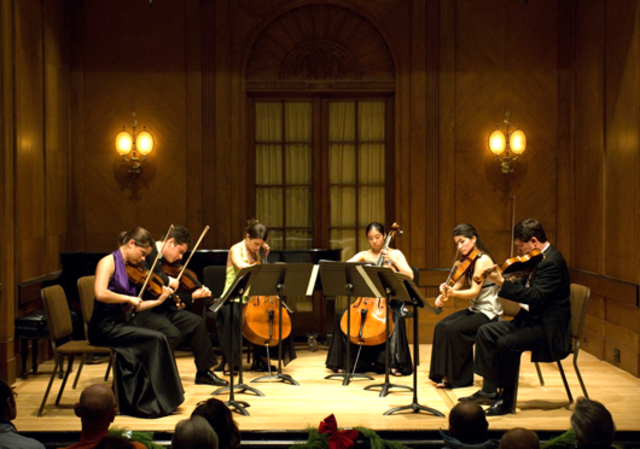 WHYY Hosts Curtis Institute of Music Concert