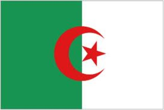 France captures Algeria