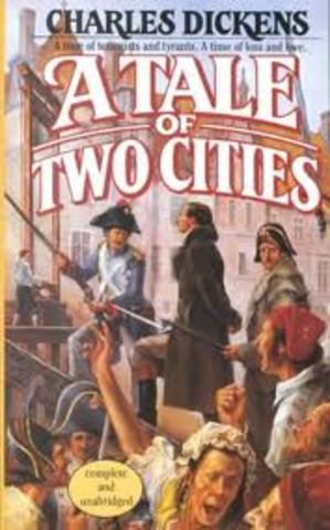 A Tale of Two Cities by Charles Dickens is published