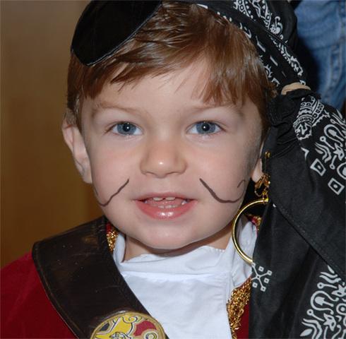 Fifth Annual Y Kids Club Halloween Bash
