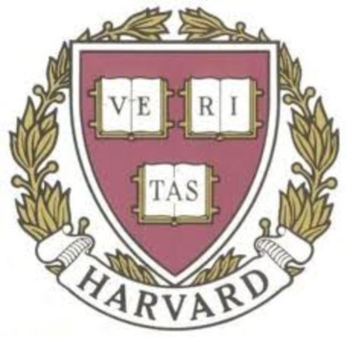 Harvard :)