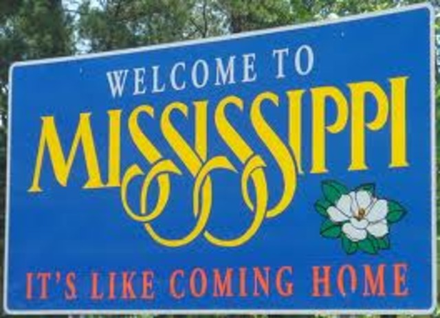 Mississippi becomes 20th state :)