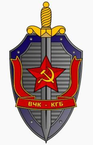 The KGB