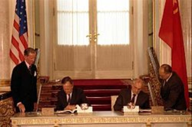 Strategic Arms Reduction Treaty