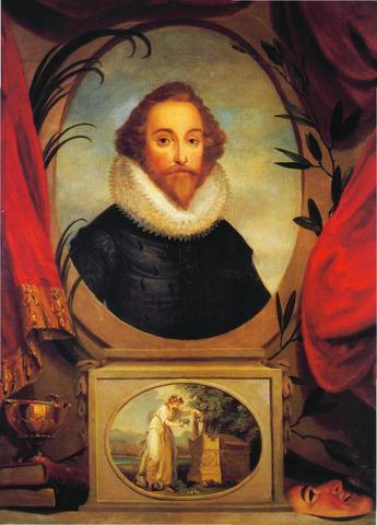 Shakespeares theater.