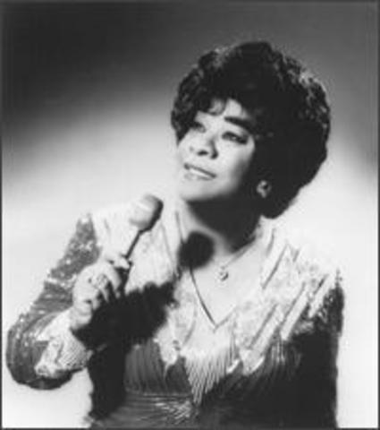 """R & B  """"(Mama) He Treats Your Daughter Mean"""" by Ruth Brown"""
