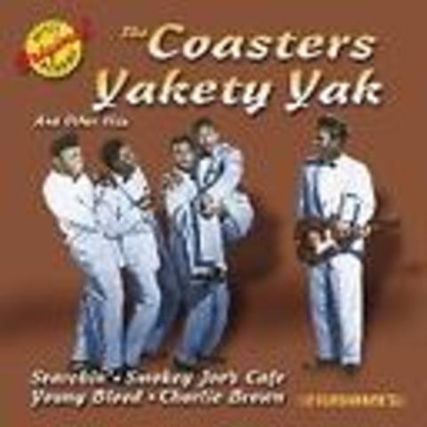 """Rock""""Yakety Yak"""" by The Coasters"""