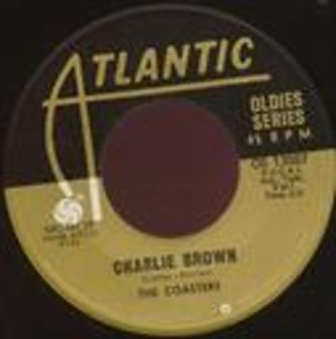 """R&B and Rock""""Charlie Brown"""" by The Coasters"""