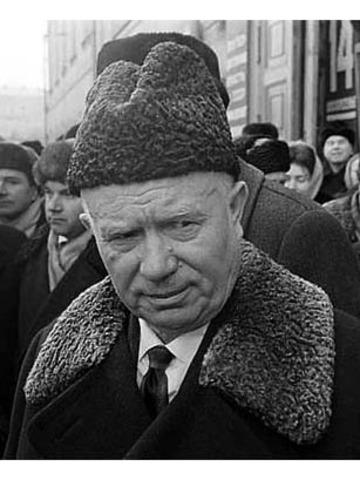 Nikita Khrushchev dies