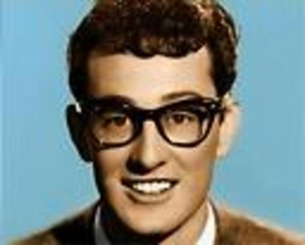 "Rock ""Peggy Sue"" by Buddy Holly"